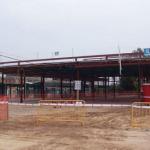 OBRAS. Estación Provisional. LIF2002. Octubre 2009.