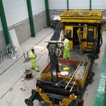 OBRAS. Instalaciones auxiliares de Arrúbal. LIF2002. Mayo 2009