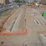 OBRAS. Muros pantalla y cimentación. LIF2002. Abril 2010