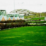 PARQUE FELIPE VI. Jardines. Noviembre 2014