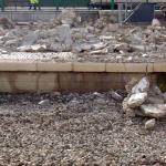 OBRAS. Desmantelamiento de los antiguos andenes. 2007