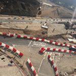 Obras de Urbanización del entorno de Vara de Rey, febrero 2019