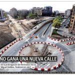 Obras urbanización marzo 2019